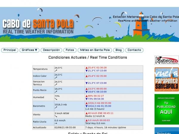 cabodesantapola.org