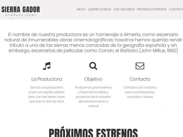 sierragadorproducciones.es