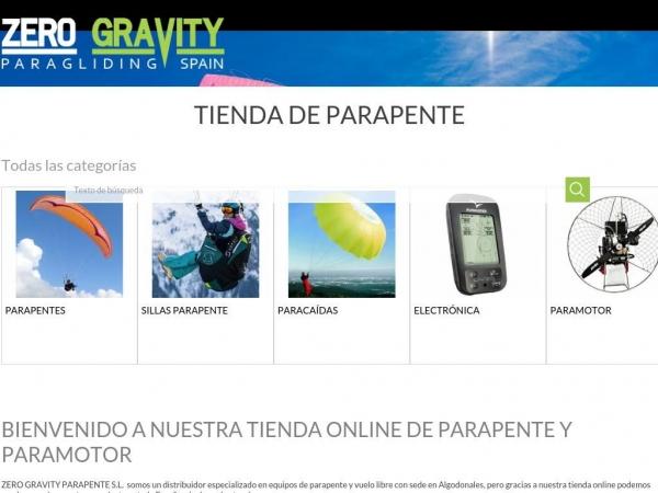 zerogravityshop.es